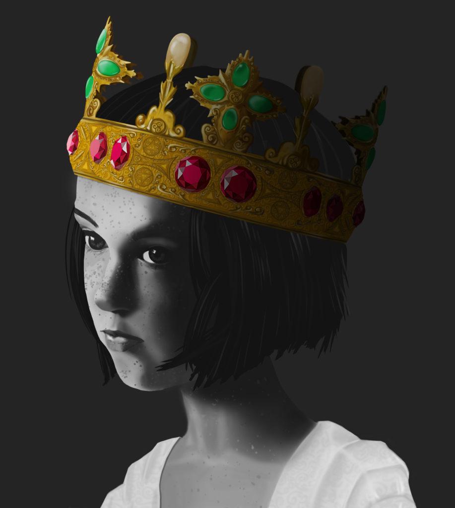 Portrait of a Queen2